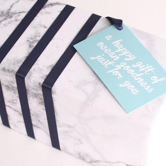 Signature Gift Wrap
