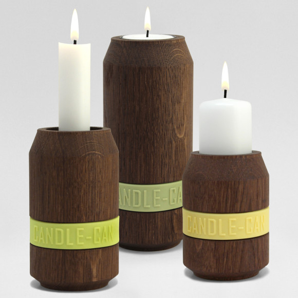 Oil Candle Set of 3