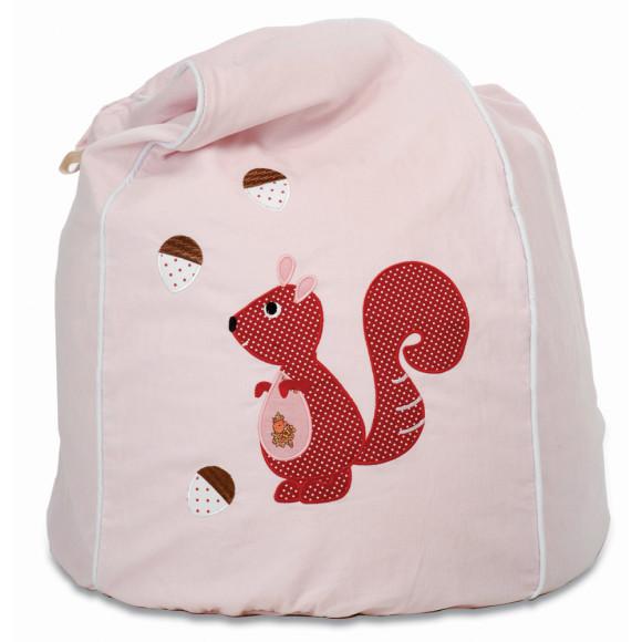 Squirrel Pink