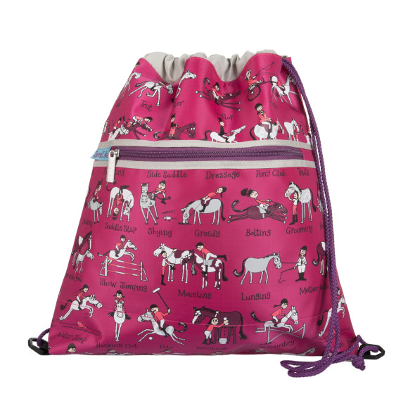 Horse Riding Kit Bag