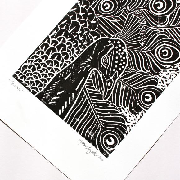 Detail ( black )
