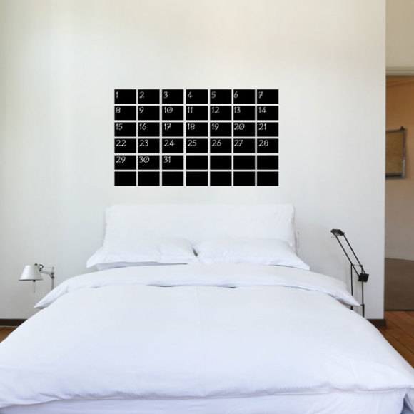 Tiles wall decal