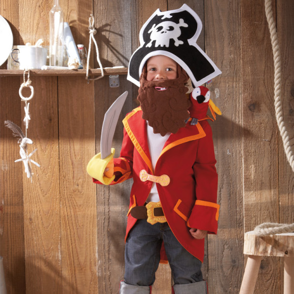 pirate dress up