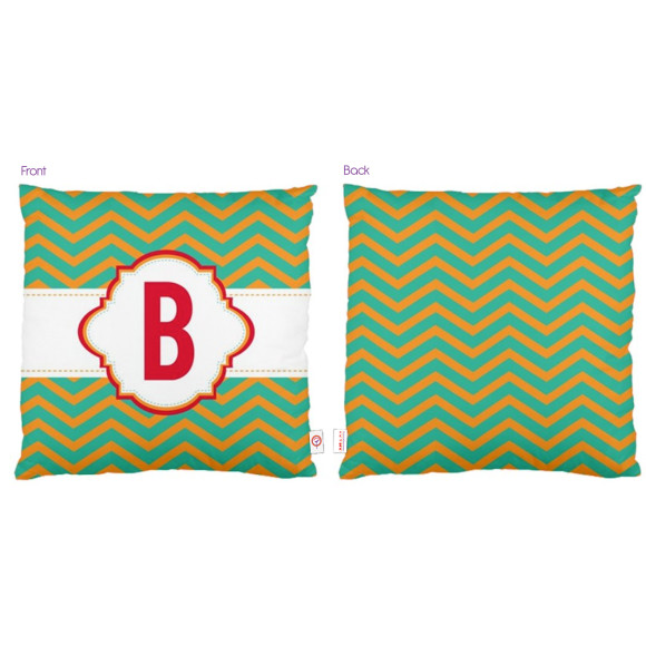 B (green/orange)