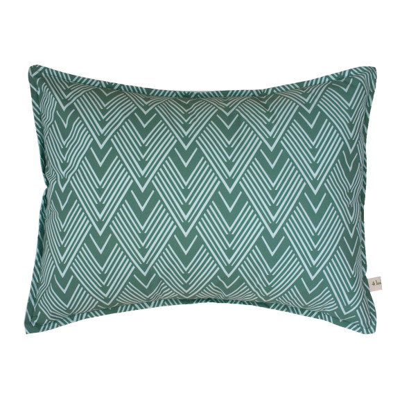 Bluegum cushion