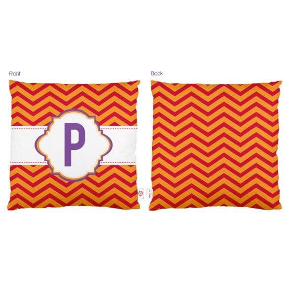 P (red/orange)