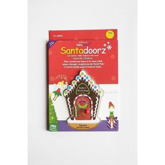 Gingerbread Santadoorz
