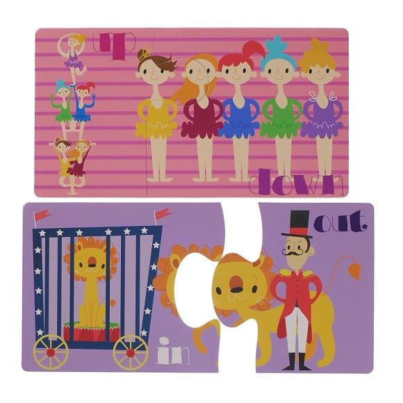 circus puzzle pairs glottogon