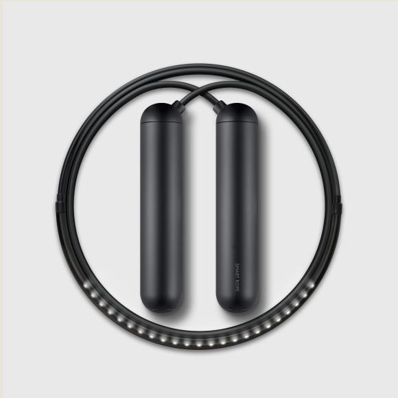Smart Rope - Black Coil - Silo