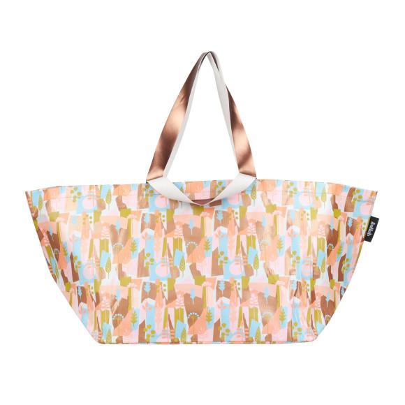 Summer Forest Beach Bag