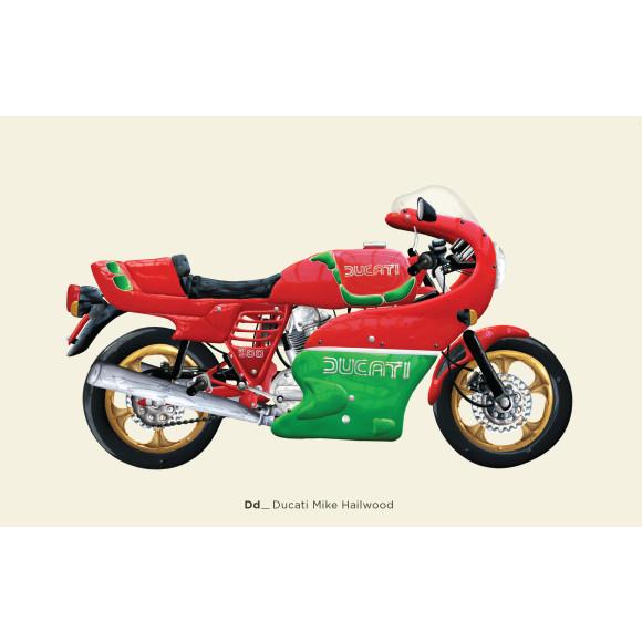 Detail: Ducati