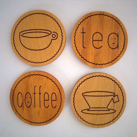Coffee/Tea coaster