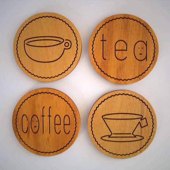 Coffee/Tea coaster