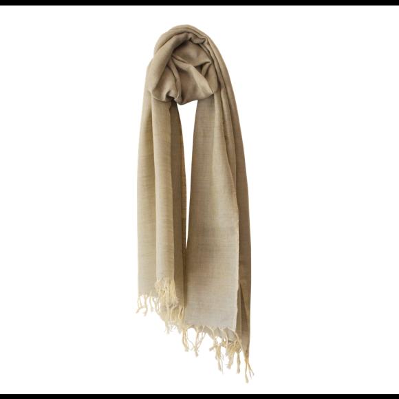 Noor scarf linen