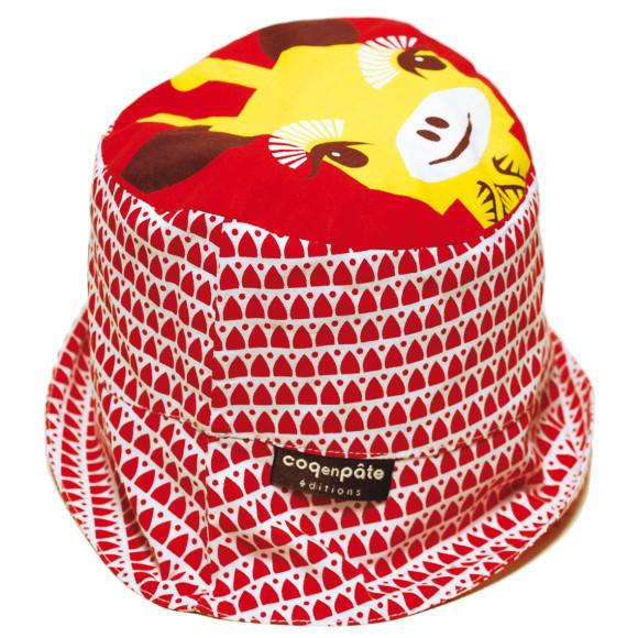 Sun Hat - Girafe