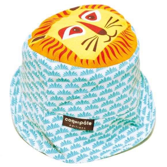 Sun Hat - Lion