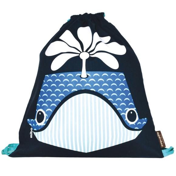 Whale rucksack