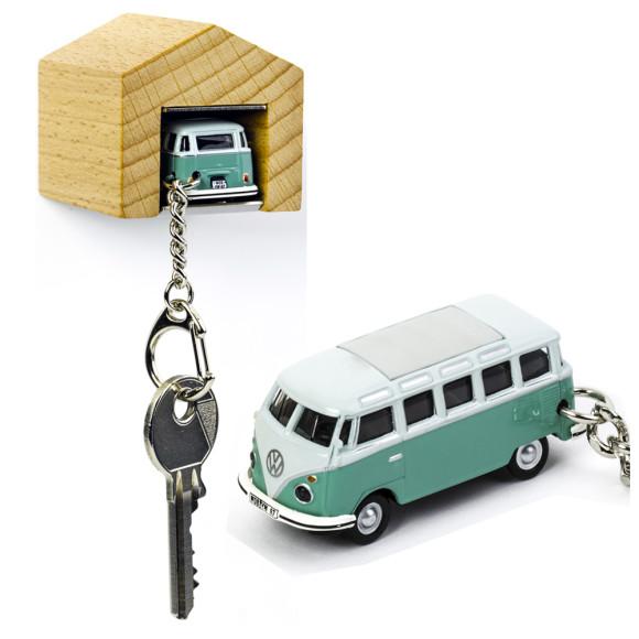 VW Samba keyring