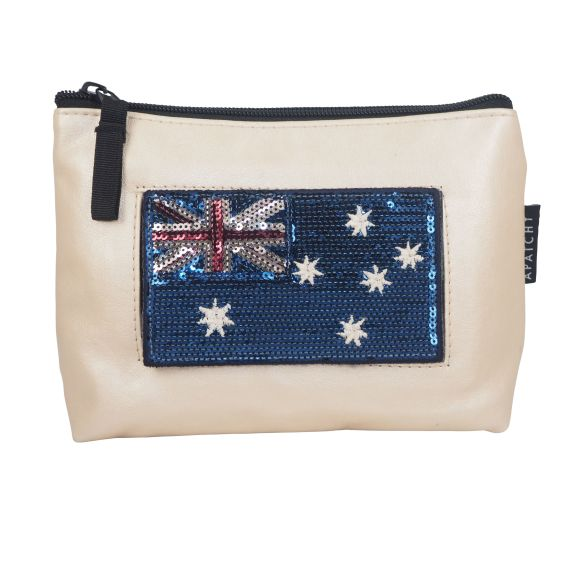 Sequin Aus Flag