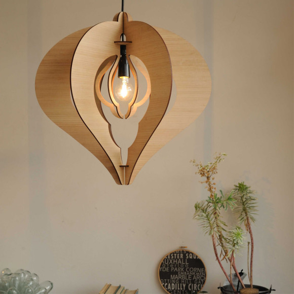 Large Pendant Light