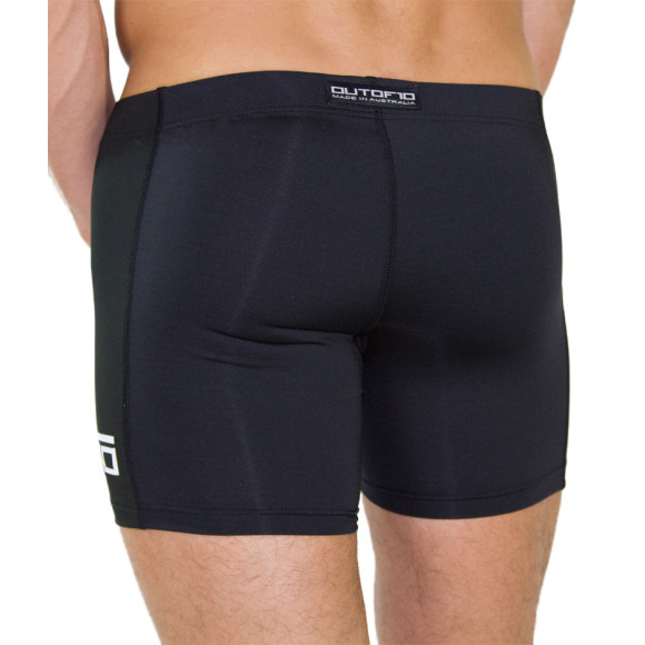 C10 Comfort Compression Shorts - Back view
