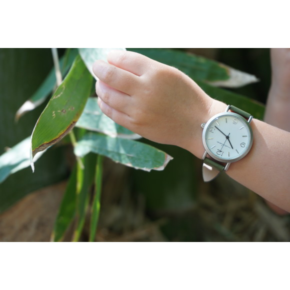 The FERN timepiece