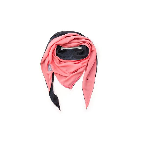 Zomato Pink Scarf