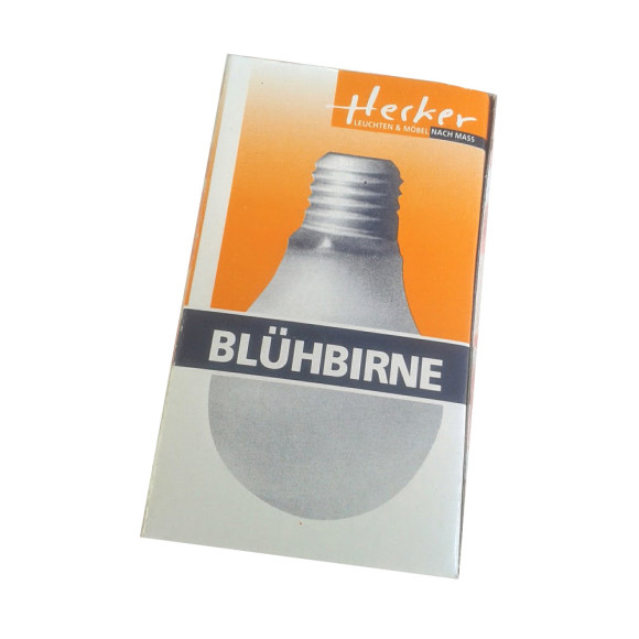 Lightbulb Vase Bluehbirne package