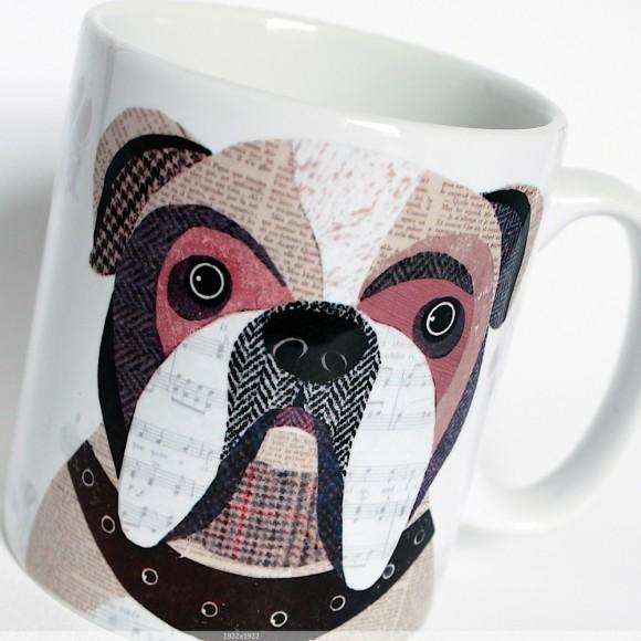 Bulldog image- no text