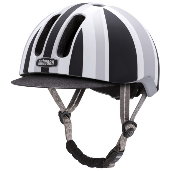 Metro Bicycle Helmet - Black Jack