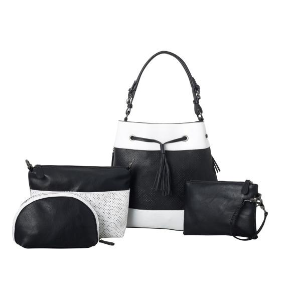 Ashley black & white