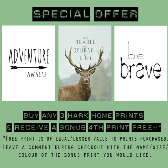 speciall offer