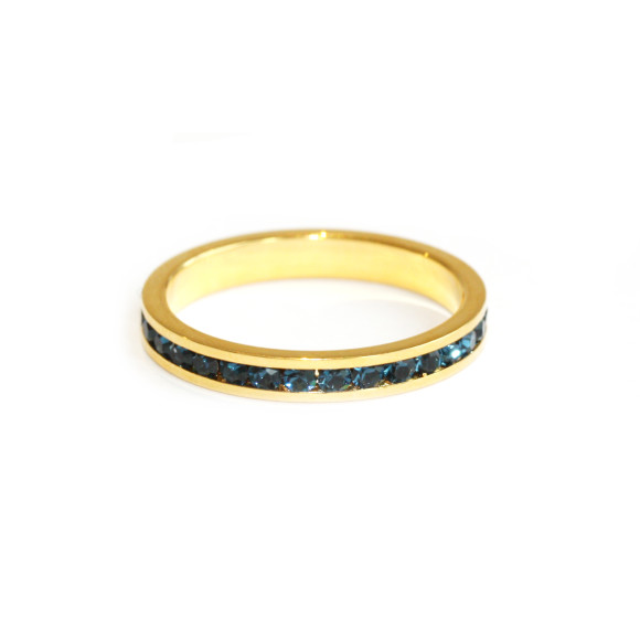 Midnight Blue Ring