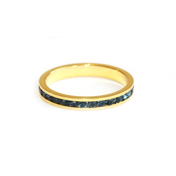 Midnight Blue Ring