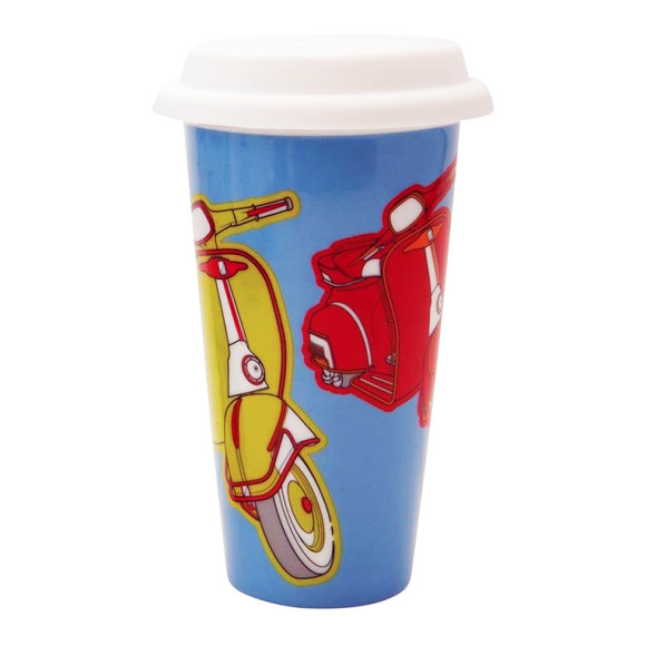 Scooter eco cup