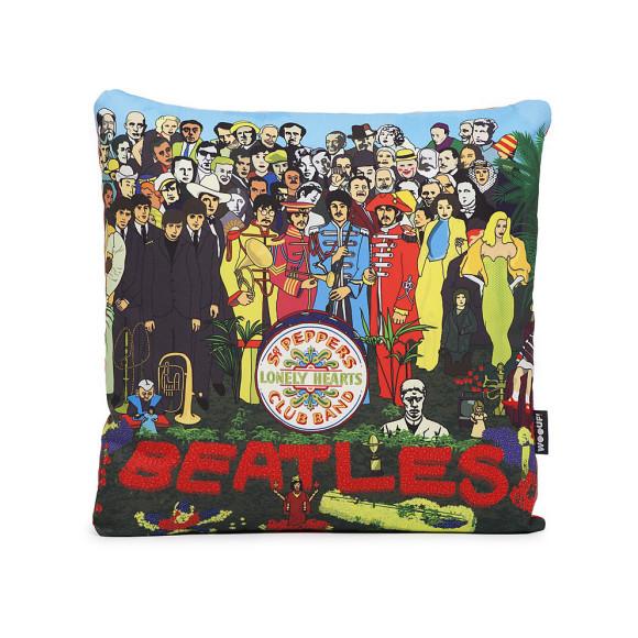 Woouf Cushion - Sgt Pepper
