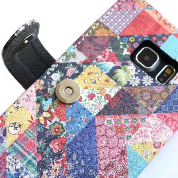 Grandma's Quilt Patchwork Samsung Galaxy S7/S7 Edge Phone Case