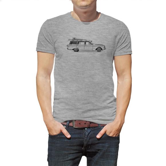 Falcon Wagon Side