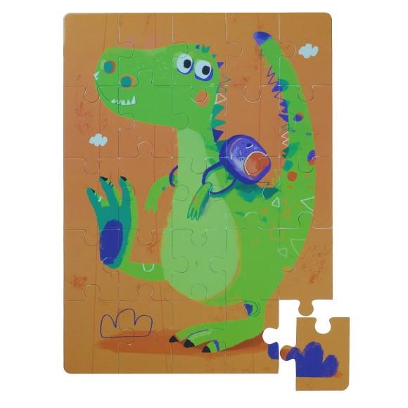 Dino 25 piece Puzzle