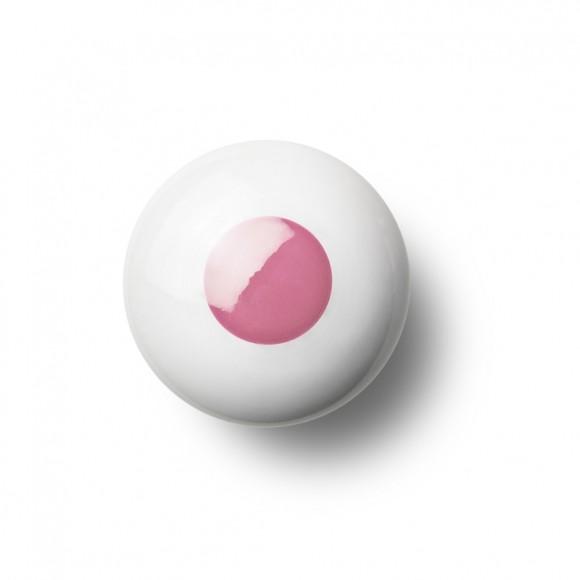 Pink Dot Handle/Hook