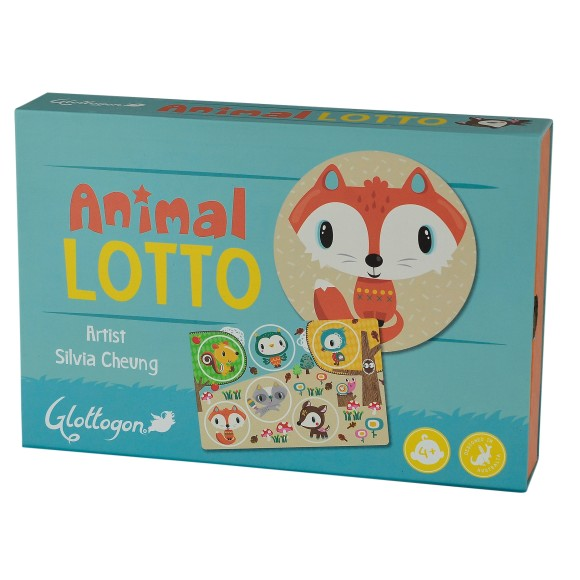 Animal Lotto GLOTTOGON