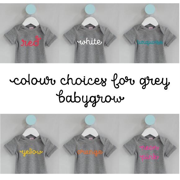 colour choices