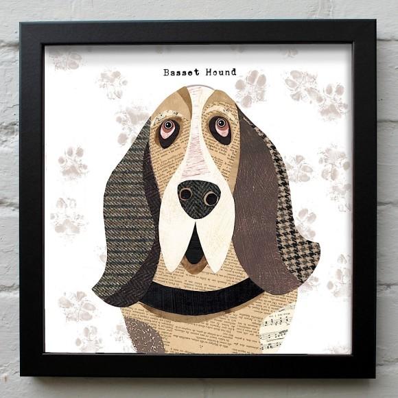 2. Basset hound