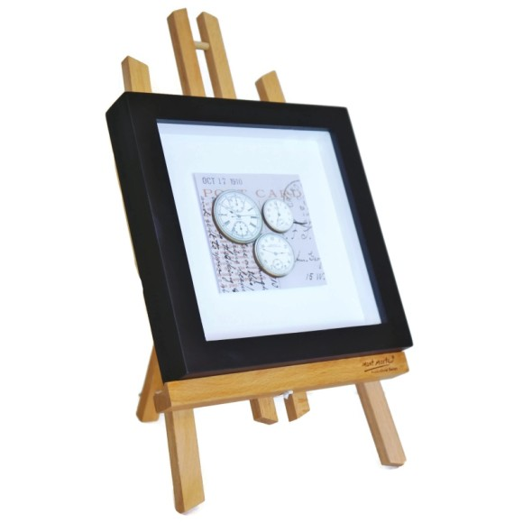 Optional easel