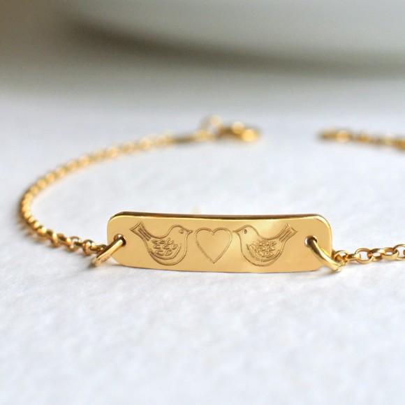 Bracelet close up