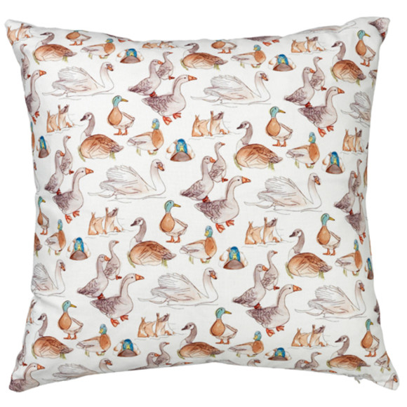 duck cushion