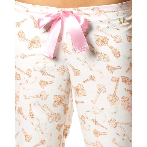 Key to my heart PJ pants