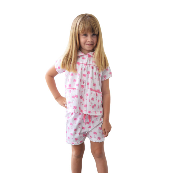 Girls cotton pyjamas