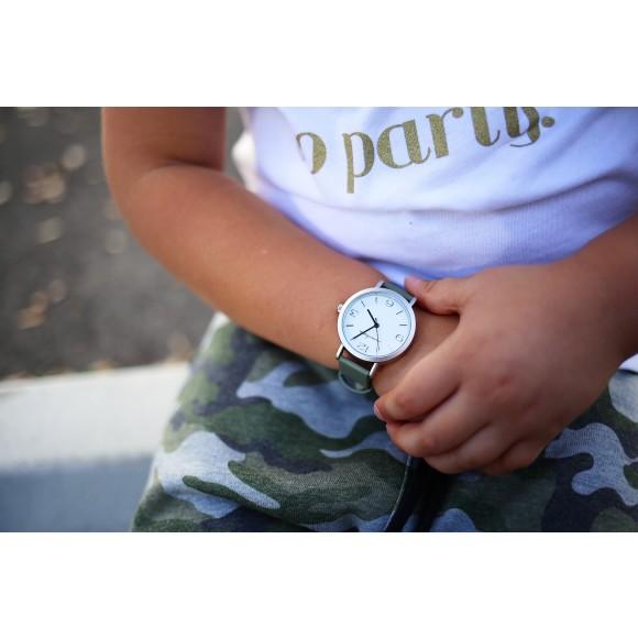 The FERN timepiece
