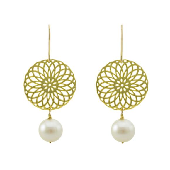 Pearl rosettes